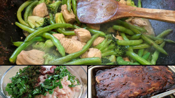 Challenge 2: Week 3 – Meal Plan