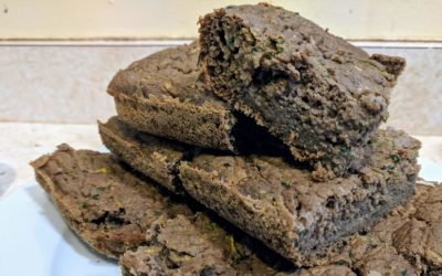 FTDI Zucchini Bread
